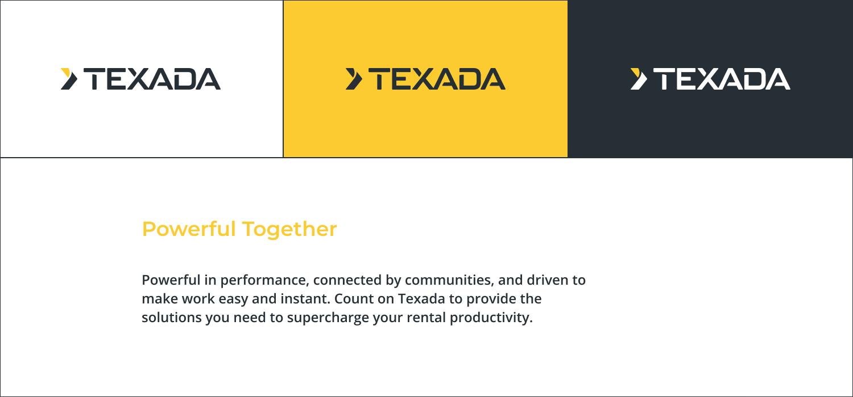 Texada Branding Update