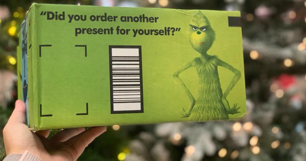 Green-Monday-Present-Box