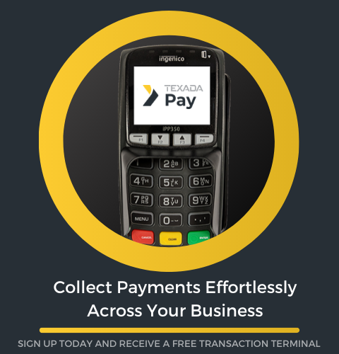 Texada Pay_ Collect Payments Across Your Buisness